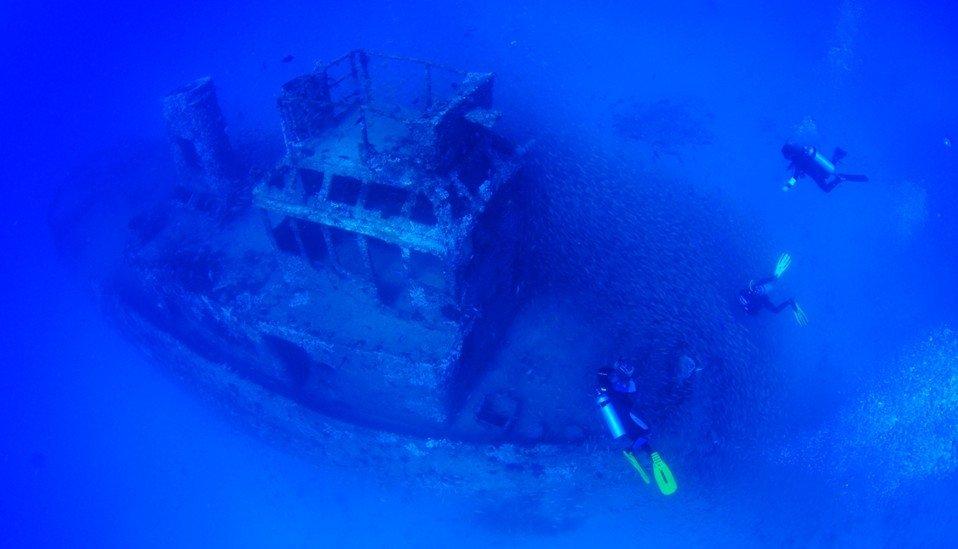 buceo en recife